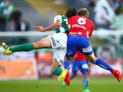 SV Mattersburg - Rapid Wien