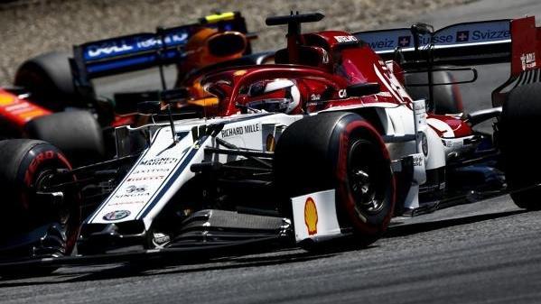 Kann Alfa Romeo in Zukunft dauerhaft vor McLaren landen?