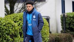 Weston McKennie steht bis 2024 beim FC Schalke unter Vertrag
