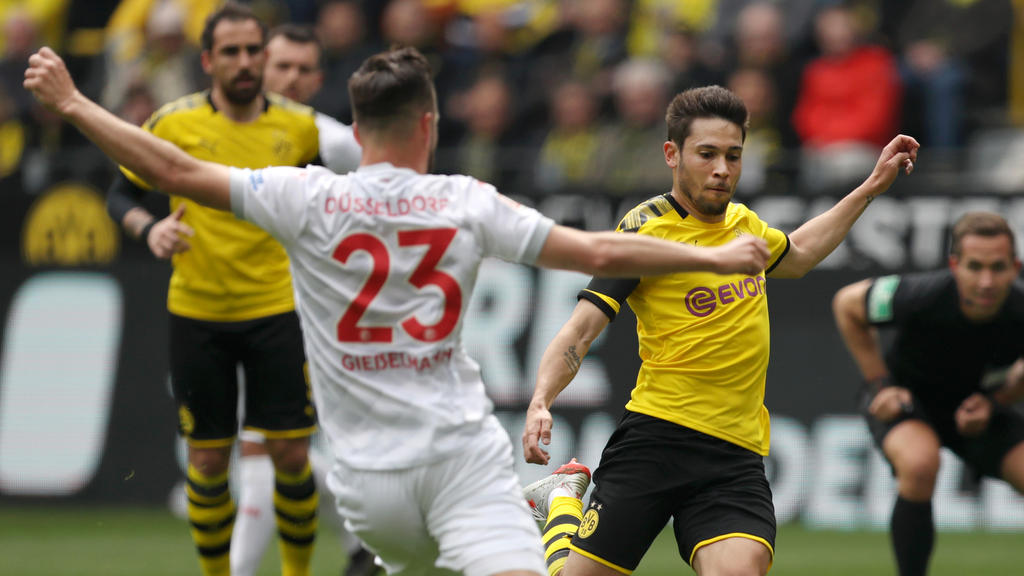 Raphael Guerreiro vor dem Abgang vom BVB?