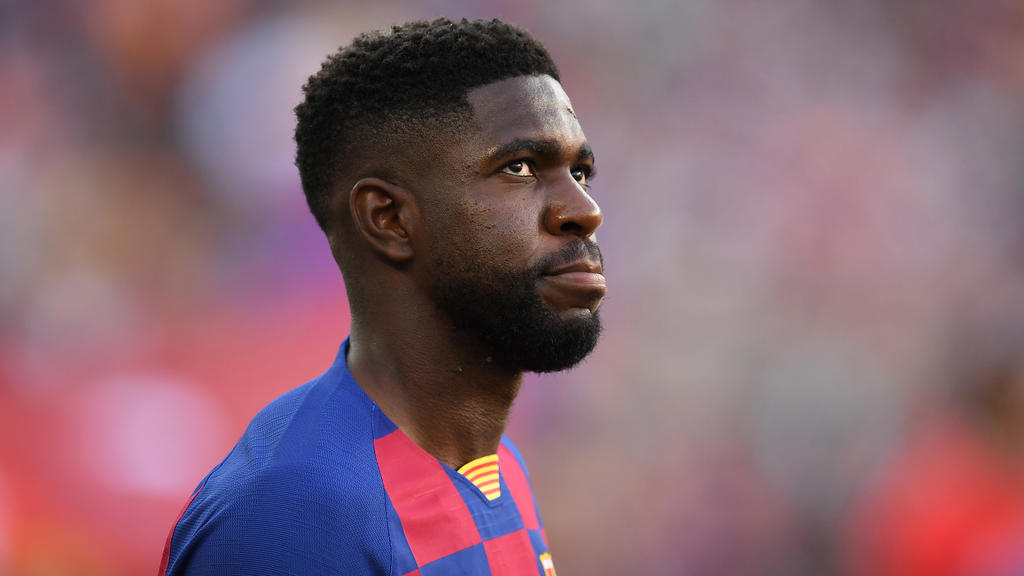 Samuel Umtiti fehlt dem FC Barcelona mehrere Wochen