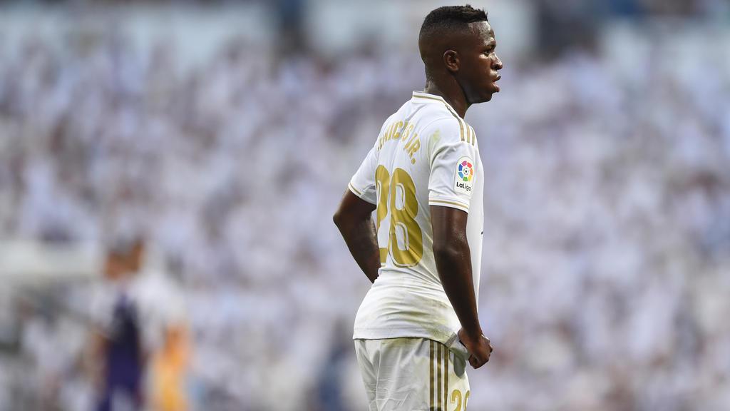 Vinícius Júnior wechselte im Sommer 2018 zu Real Madrid