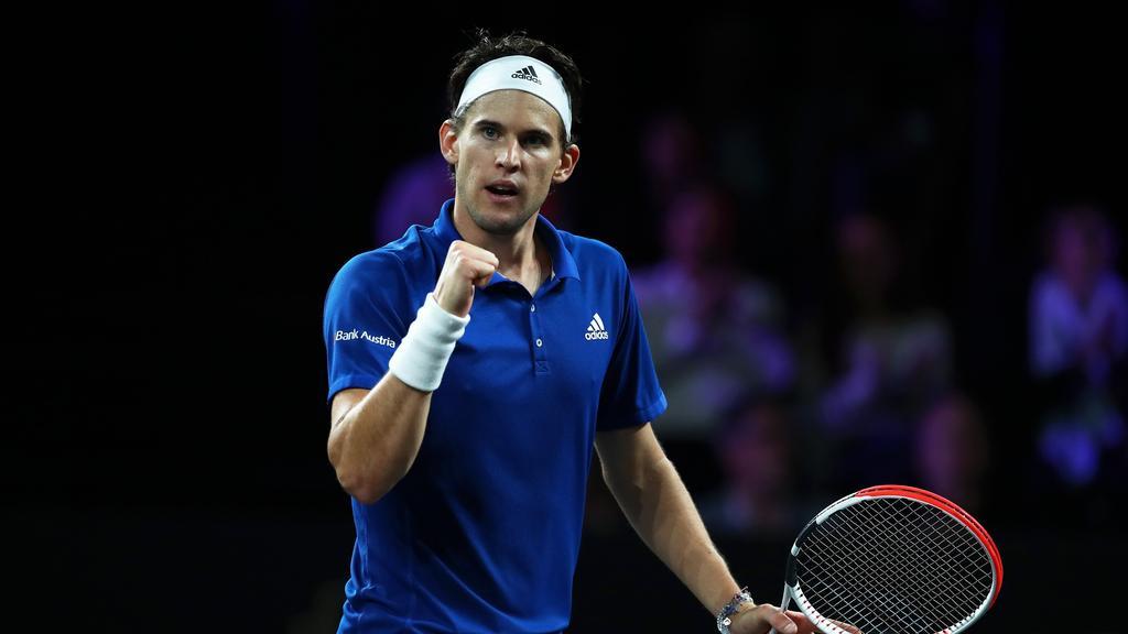 Dominic Thiem holte sich seinen nächsten ATP-Titel