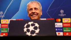 Lucien Favre und der BVB haben das Weiterkommen nicht mehr in der eigenen Hand