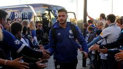 Ozan Kabak steht seit Sommer beim FC Schalke 04 unter Vertrag