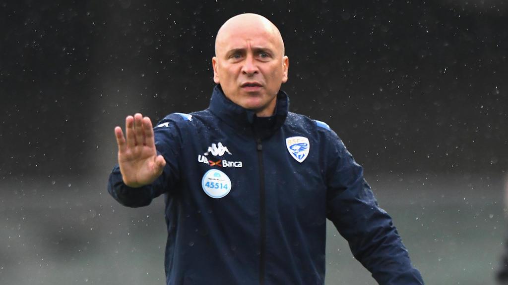Eugenio Corini wurde entlassen