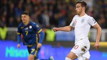 Harrry Winks eröffnete den Torreigen für England