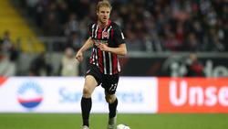 Martin Hinteregger ist Publikumliebling bei Eintracht Frankfurt