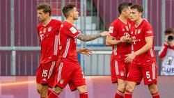 Der FC Bayern muss noch länger auf Lucas Hernández und Benjamin Pavard verzichten