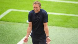 Julian Nagelsmann greift mit dem FC Bayern im Mittwoch im DFB-Pokal an