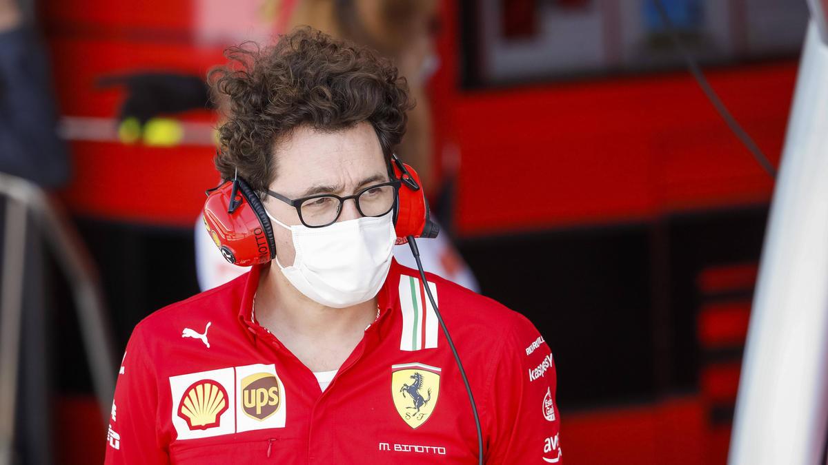 Mattia Binotto fordert bessere Möglichkeiten für junge Fahrer in der Formel 1
