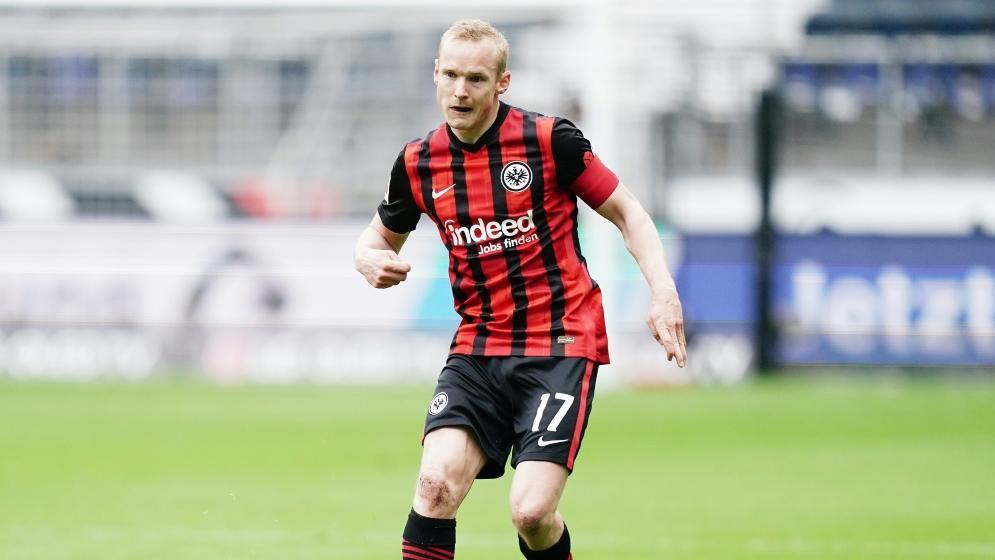Sebastian Rode steht kurz vor der Rückkehr ins Mannschaftstraining von Eintracht Frankfurt