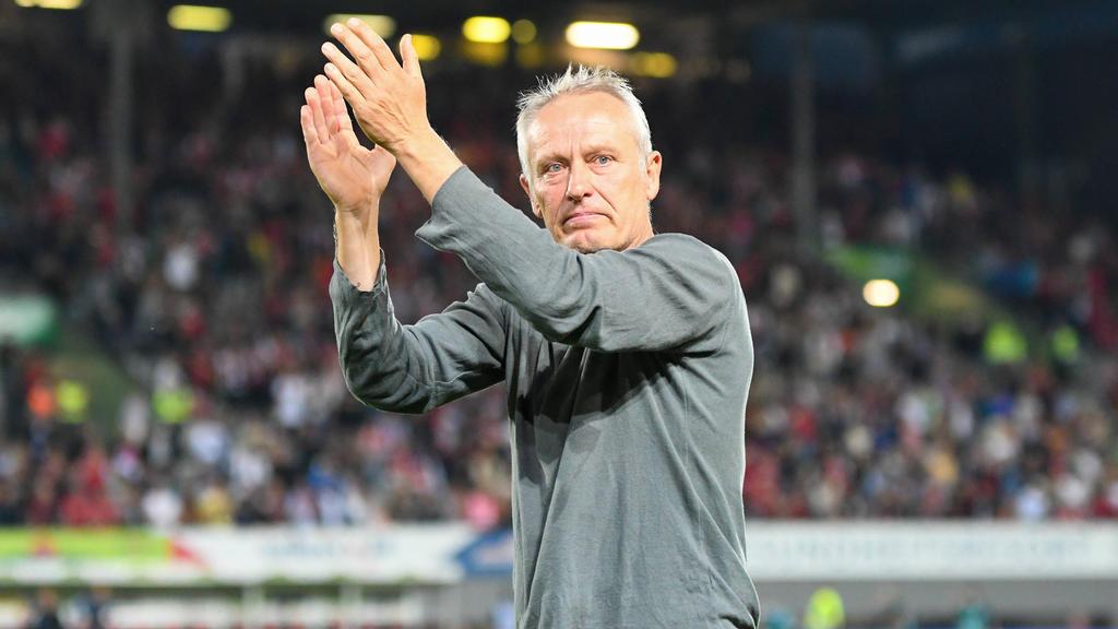 Tränenreicher Stadion-Abschied beim SC Freiburg
