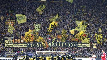 Die Südtribüne wird beim kommenden BVB-Heimspiel immer noch nicht voll sein