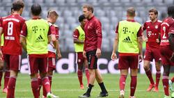 Julian Nagelsmann will mit dem FC Bayern Tabellenführer bleiben