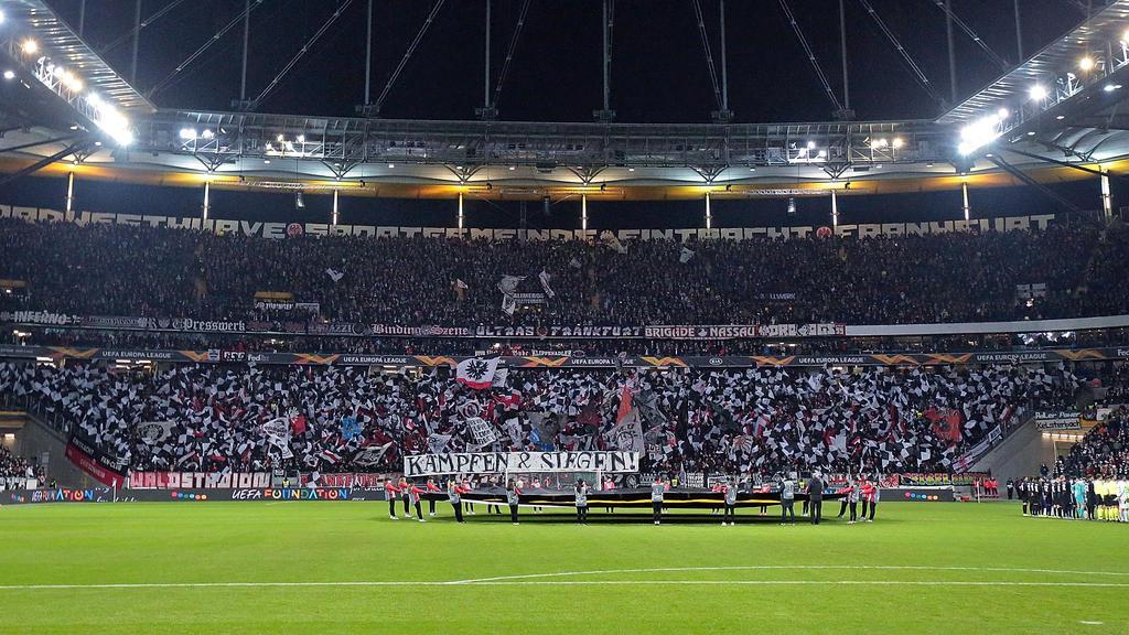 Eintracht Frankfurt Heimspiele