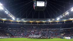 Eintracht Frankfurt freut sich über Zuwachs