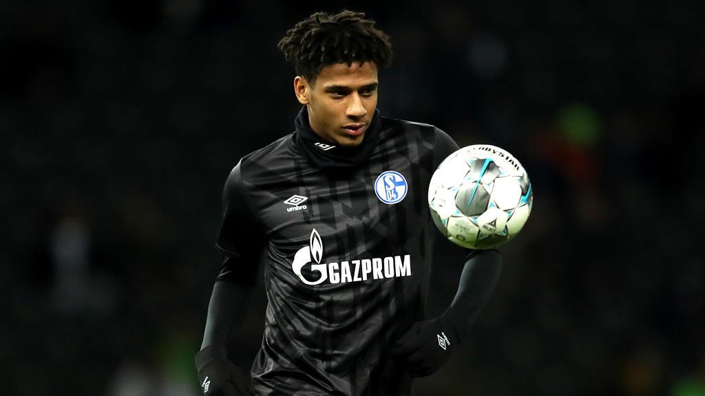 Jean-Clair Todibo spielt auf Leihbasis beim FC Schalke 04