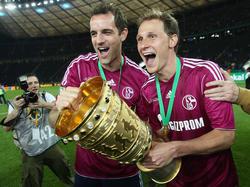 El Schalke ganó la Copa en el 2011 ante el Duisburg, rival en primera ronda esta vez. (Foto. Getty)