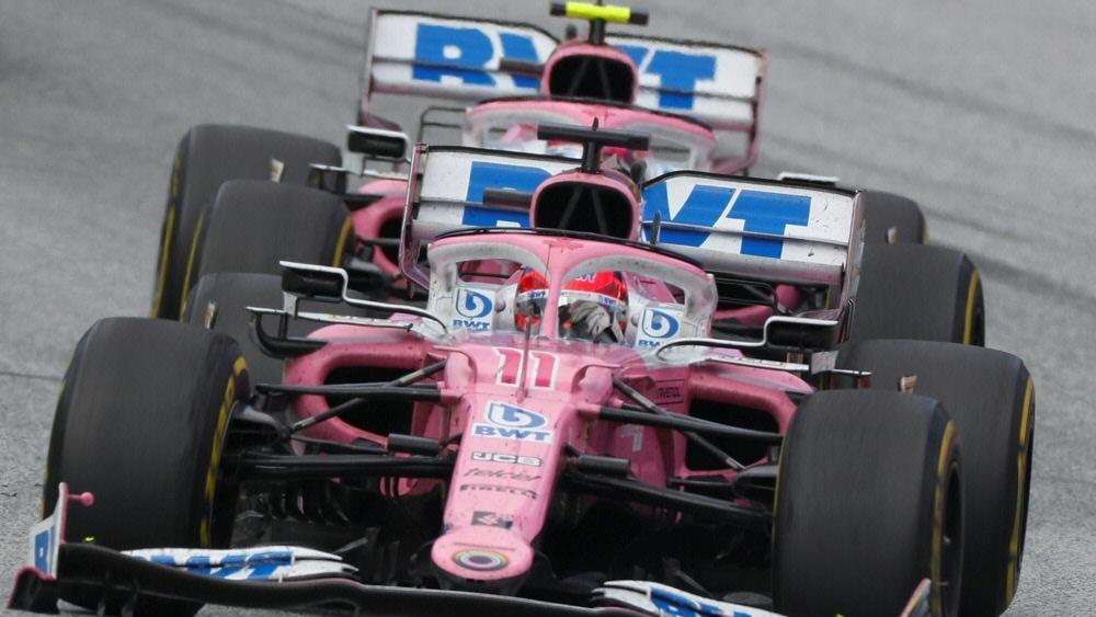 Racing Point reagiert auf Renault-Protest