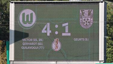 VfL Wolfsburg will in die Europa League