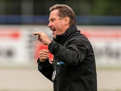 ÖFB-U21-Teamchef Werner Gregoritsch hat nach der Niederlage gegen die Türkei Einiges zu besprechen