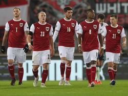 Im März 2021 geht's für Österreich in der WM-Qualifikation los
