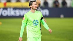 Wout Weghorst trifft für den VfL Wolfsburg fast nach Belieben