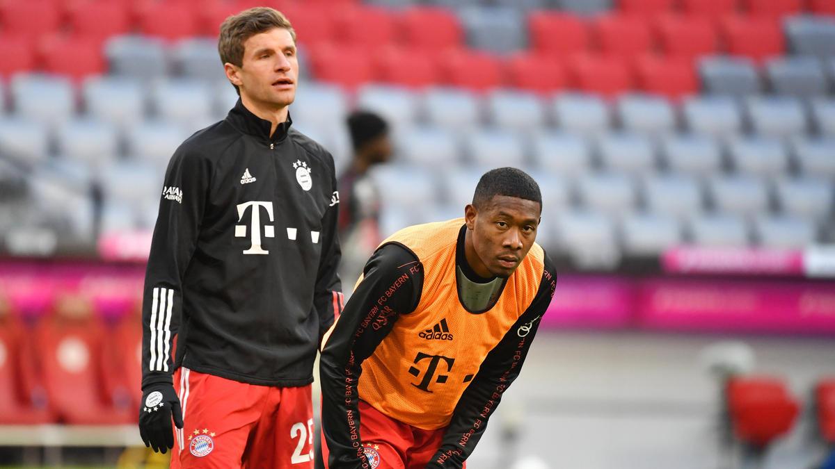 FIFA 21: Müller und Alaba fehlen bei Wahl für Elf des Jahres