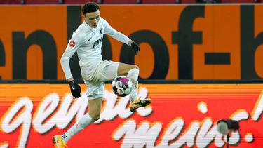 Vargas und der FCA siegten gegen Würzburg
