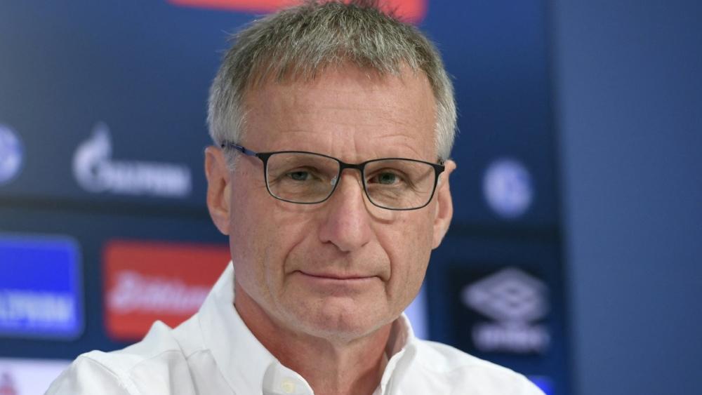 Michael Reschke lobt Trainerverpflichtung von Schalke