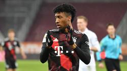 Kingsley Coman gehört zu den Leistungsträgern des FC Bayern