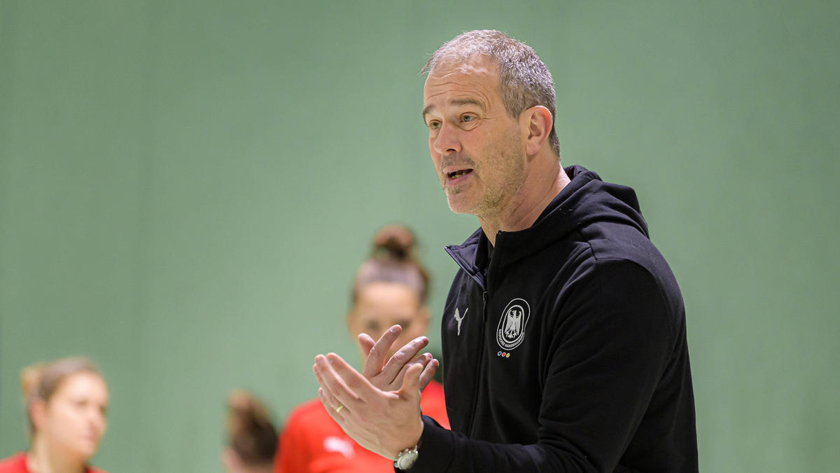 Handball-Nationalmannschaft: Groener hat Personalsorgen