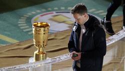 Nagelsmann verlor mit RB Leipzig gegen den BVB
