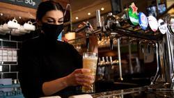 Bei England gegen Schottland herrscht in den Pubs Hochkonjunktur