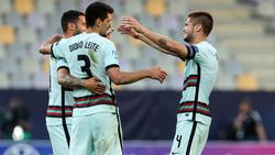 Die Portugiesen fordern Deutschland im U21-EM-Finale