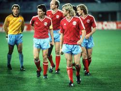 1987: Bayern verliert das Finale gegen Porto