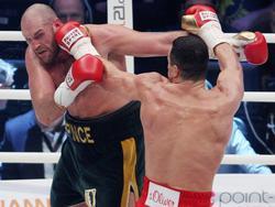 Tyson Fury gegen Wladimir Klitschko