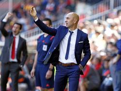 El técnico entrenó al Valencia la temporada pasada. (Foto: Getty)