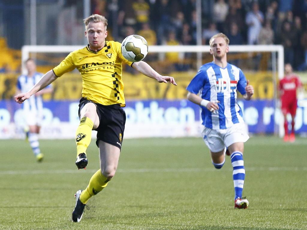 Play Offs Eredivisie Nieuws Pechvogel Over Toekomst Ik Zie Het Wel