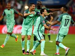 Nani lässt Portugal hoffen