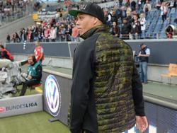 Bamba Anderson verlässt die Frankfurter Eintracht