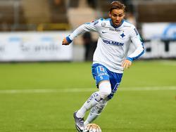 Christoffer Nyman verstärkt die Löwen-Offensive