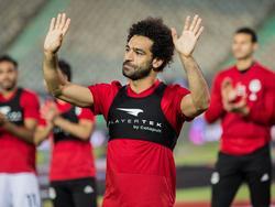 Salah es la esperanza para el conjunto africano. (Foto: Imago)