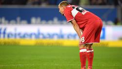Holger Badstuber hat in dieser Saison beim VfBStuttgart einen schweren Stand
