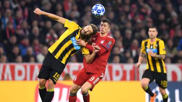 Fans des FC Bayern mussten in Athen zu hohe Ticketpreise zahlen