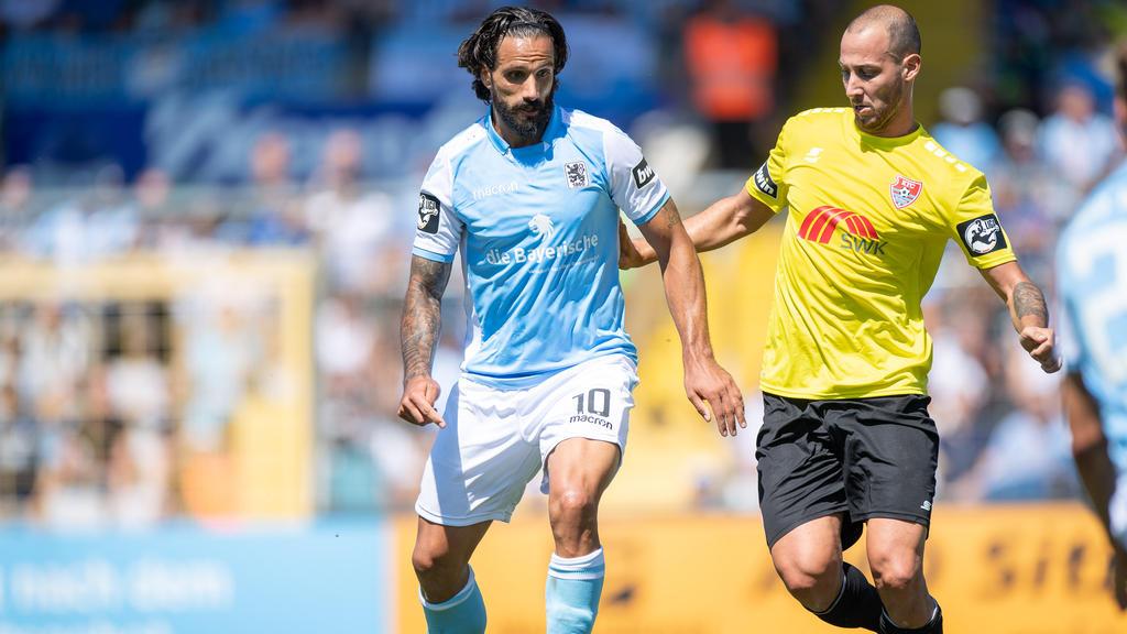 Wechselt Adriano Grimaldi von 1860 München zum KFC Uerdingen?