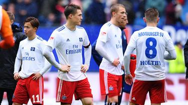 Der HSV verspielte eine 2:0-Führung gegen Darmstadt