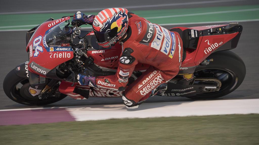 Andrea Dovizioso soll seinen Sieg beim KatarGP trotz des umstrittenen Flügels behalten