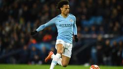 Leroy Sané steuerte einen Treffer und drei Assists zum 7:0 über den FC Schalke 04 bei
